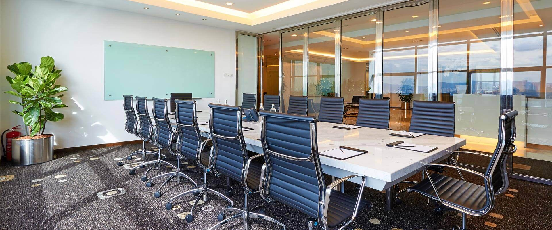 Boardroom Rental pages